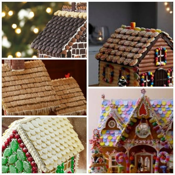 Sweets For Decorating A Gingerbread House Keeper Of The
