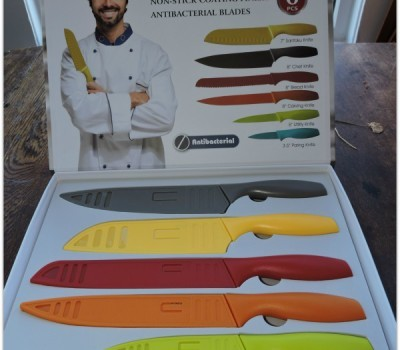 Skenda Knives