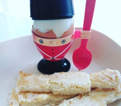Egg & Toast Soldiers