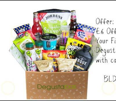 Degusta Box Offer