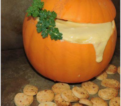 Pumpkin Parmesan Dip