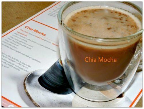 Chia Mocha