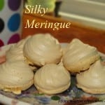 Silky Thermomix Meringues