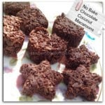 No bake chocolate macarroonsNo bake chocolate macarroons