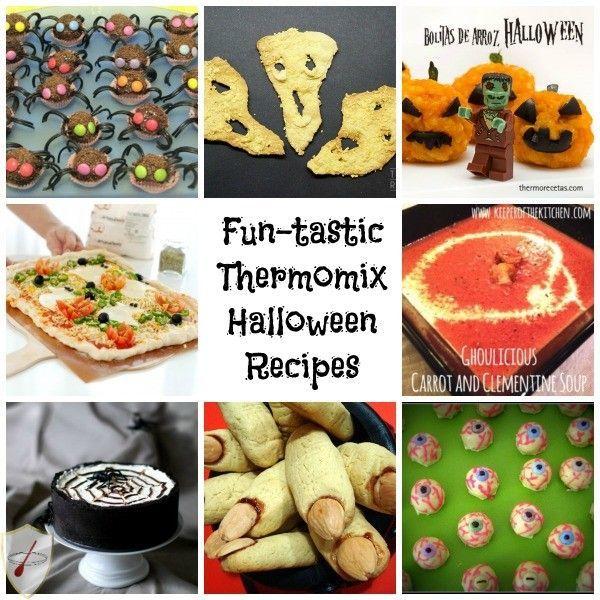 Thermomix Halloween Ideas