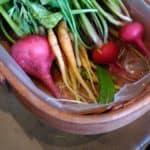 Allotment Harvest