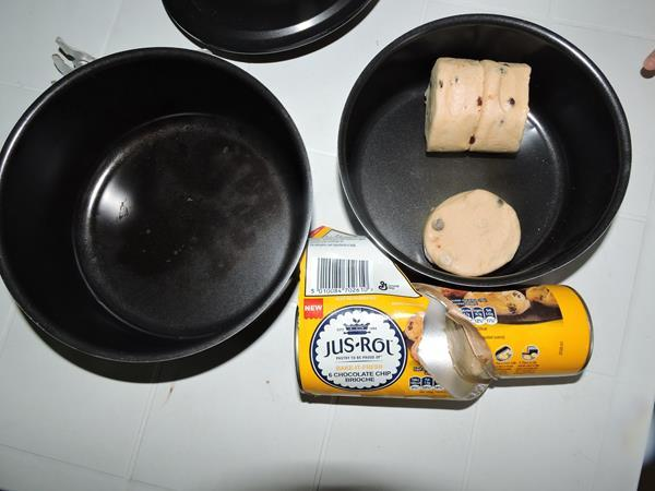 Fireside Chocolate Brioche