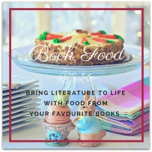 Recipes to go with your favourite books