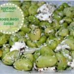 Edamame Soybean Broad Beans Salad